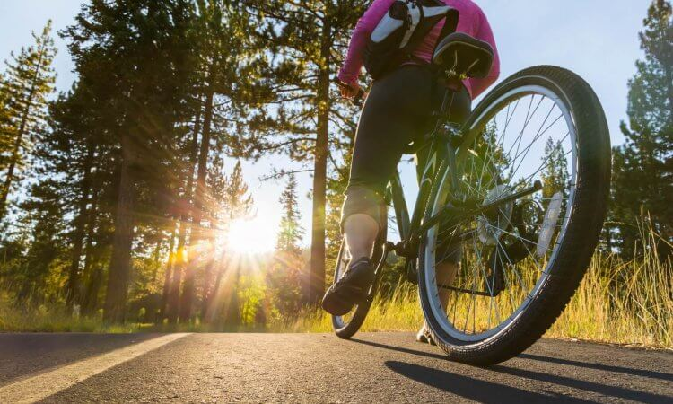 Genießen Sie den Sommer auf dem Fahrrad im Osnabrücker Land!