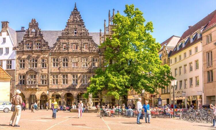 Münster (Westfalen), Prinzipalmarkt