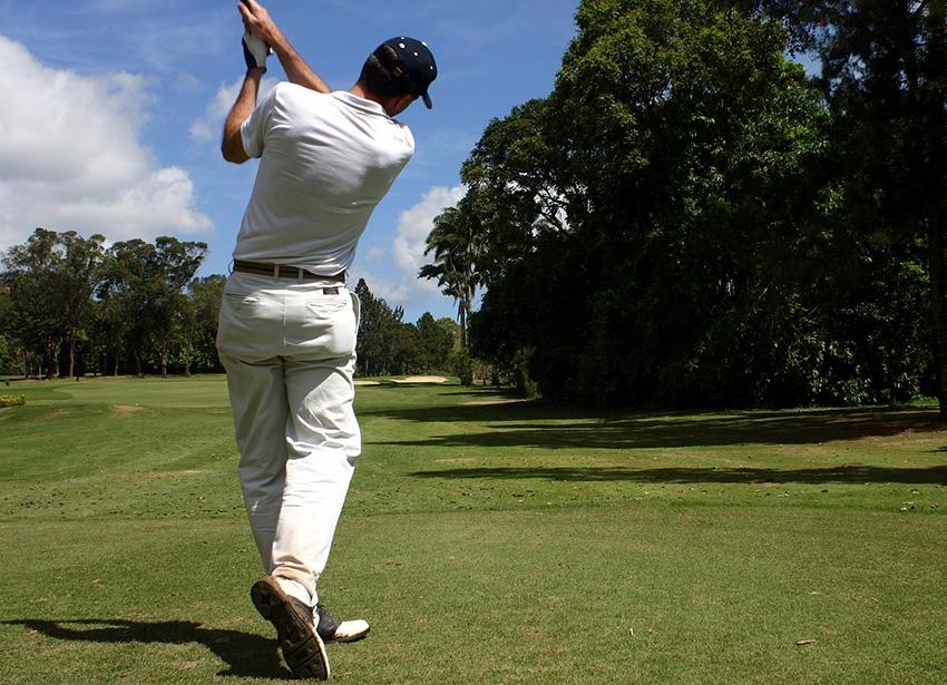 Golf vom feinsten