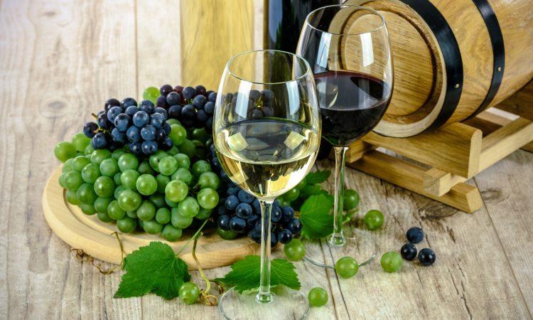 Weinverkostung & Menü